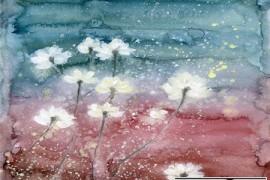 水彩风景画的基本绘画技法